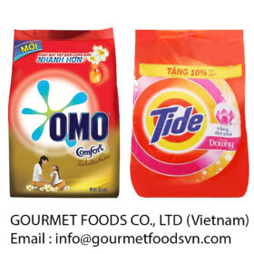 OMO AND TIDE 2
