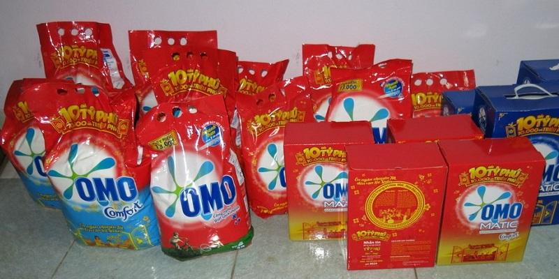 Should I buy Omo or Tide laundry detergent (2)