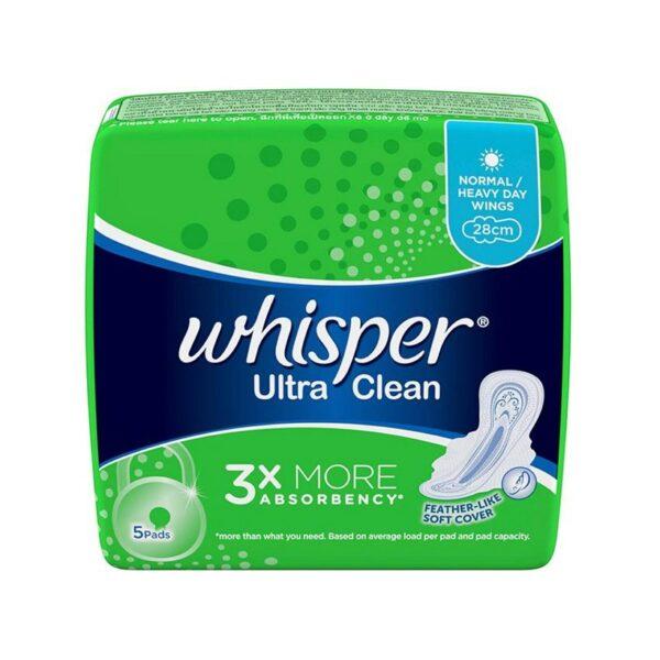 Whisper Ultra Thin Clean