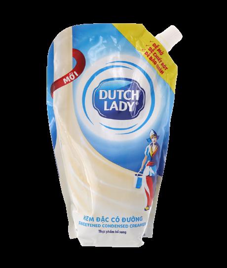 Dutch lady sweetened condensed milk
