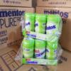 Mentos Pure Fresh Lime Mint Sugar Free Gum 5