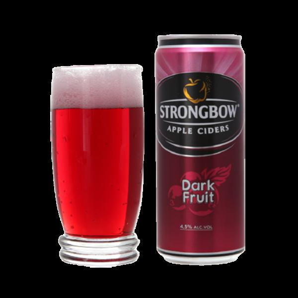 Strongbow Apple Ciders Dark Fruit 1