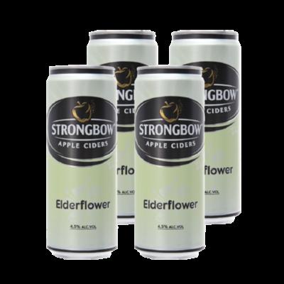 Strongbow Apple Ciders Elderflower 3