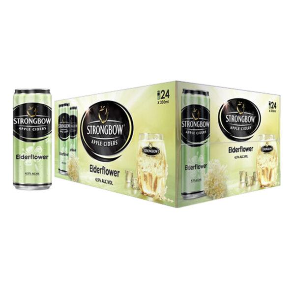 Strongbow Apple Ciders Elderflower 4