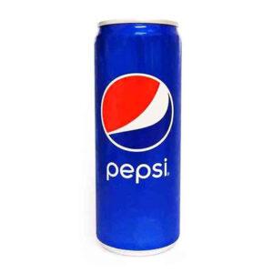 pepsi cola can 330ml