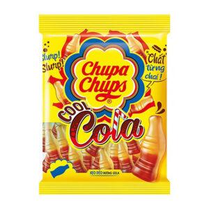 Chupa chups cola jelly