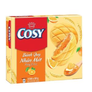 Cosy Biscuit With Orange Jam Inside 240G
